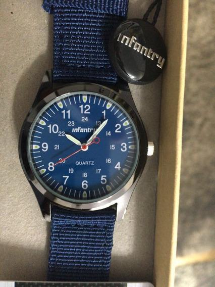 Reloj Infantry