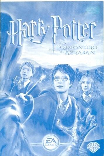 Somente Manual Original Em Portugues Harry Potter E O Prisio