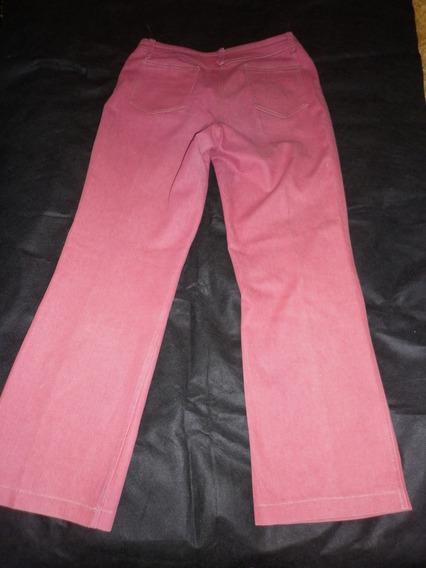 Pantalon De Denim Marca Ted Bodin