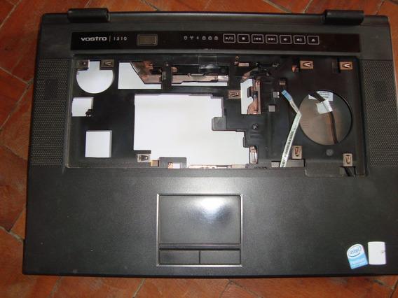 Carcaça Dell Vostro 1510 Base Superior E Inferior Com Toch