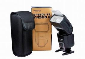 Flash Speedlite Yn-560 Iii + Rf 603 Ii Canon + Difusor