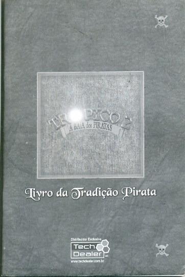 Somente Manual Original Em Portugues Tropico 2 A Baia Dos Pi