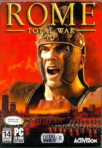 ** Game Pc Rome Total War Com Defeito
