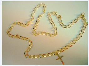 Correntinha De Ouro Com Pingente 18k C5x618