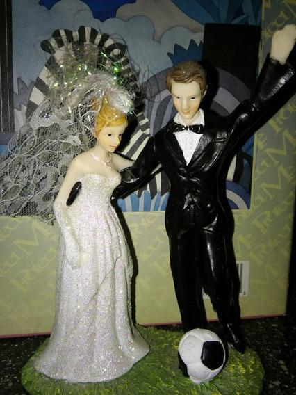 Muñeco Torta Casamiento