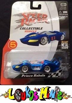 Jada Speed Racer Prince Kabala Escala 1:55