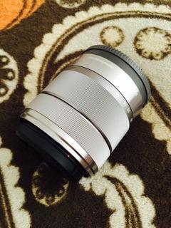 Lente Sony 18-55mm