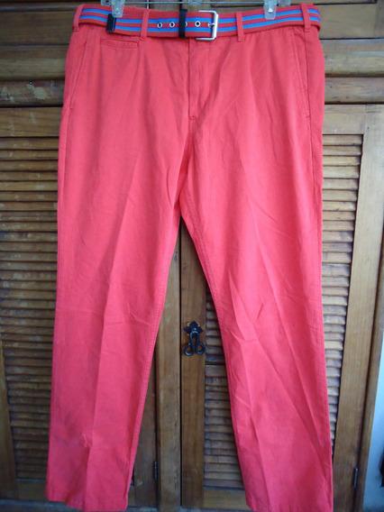 Gap Pantalón Para Hombre En Talla 36x32 100% Algodón