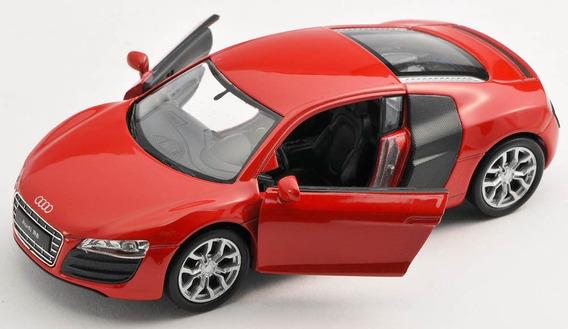 Auto Audi R8 Metal Escala 1/36 Welly Original Danielhds