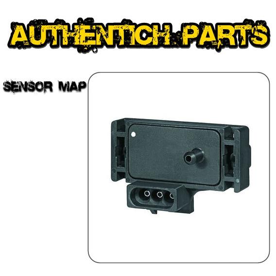 Sensor Map Gm Chevrolet Corsa 1.6 8v Mpfi 94 À 01