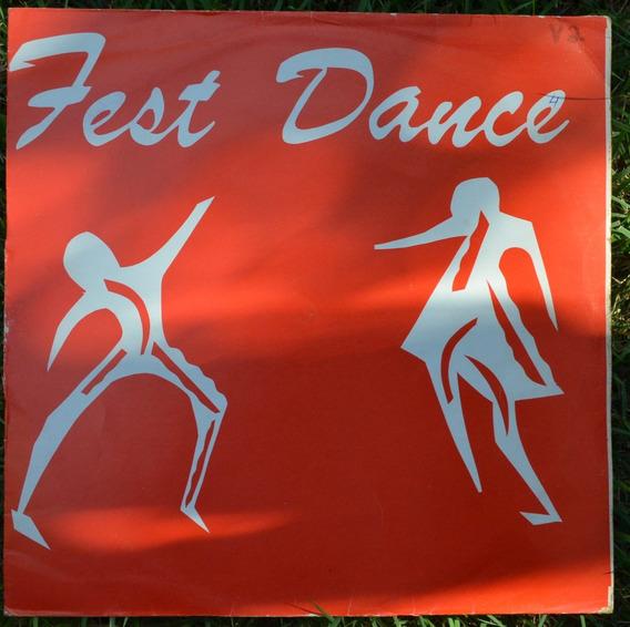 Lp Vinil - Fest Dance V.2
