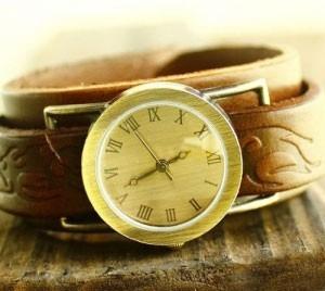 Relógio Pulseira Desenhada