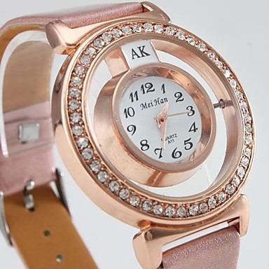 Relógio Meihan De Mulher Analógico Quartz