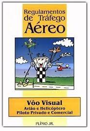 Livro Regulamentos De Tráfego Aéreo - Vfr
