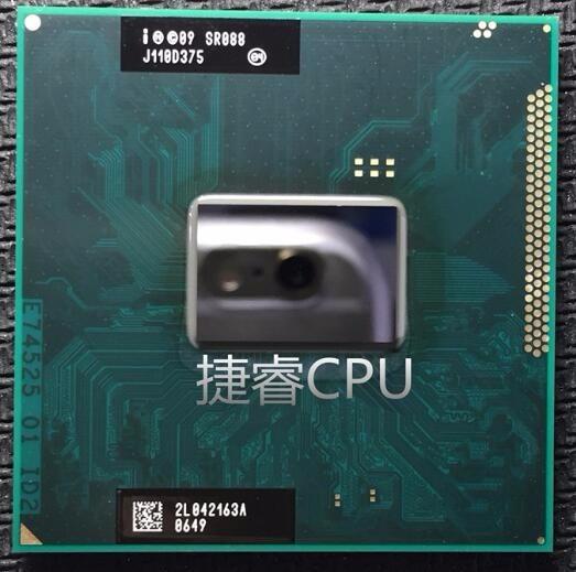Processador Intel Mobile Celeron Dual B810 Sr088 988 1.6ghz