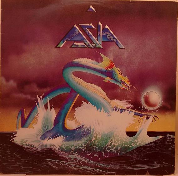 Lp Asia - Asia - 1982