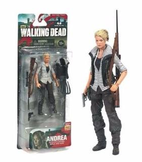 Andrea - The Walking Dead - Mcfarlane - Cod. 14491