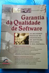 Livro Garantia Da Qualidade De Software - Alexandre Bartié -
