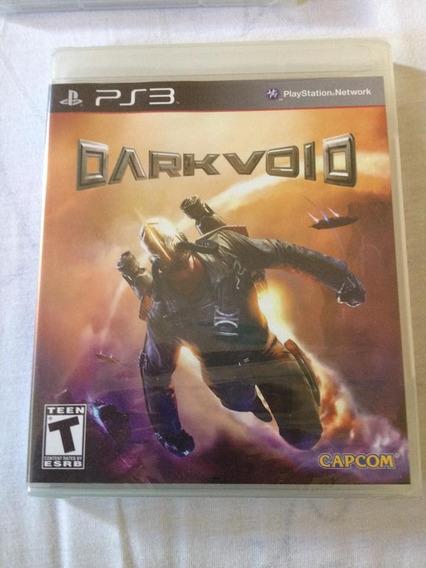 Darkvoid Para Sony Playstation 3 Ps3 Capcom Dark Void