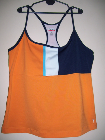 Musculosa Deportiva Mujer Talle Xl
