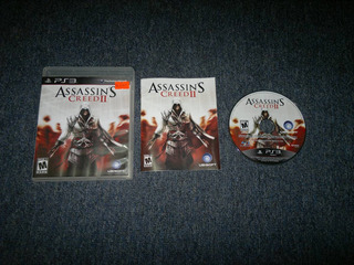 Assassins Creed Ii Completo Para Play Station 3,excelente