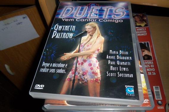 Dvd Duets-vem Cantar Comigo(gwyneth Pal - Est E