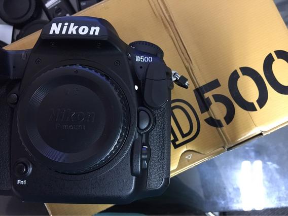 Nikon D500 Camera Dslr