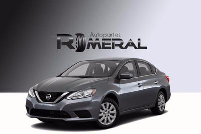 Nissan Sentra 2016 Autopartes Piezas Partes Refacciones Kit