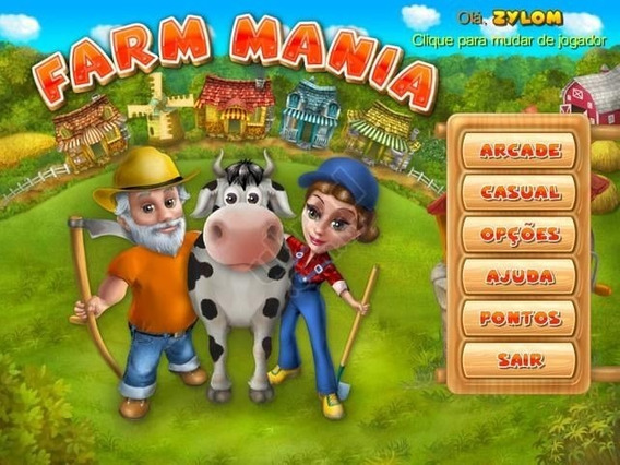 Farm Mania 1 E 2 Pc Original