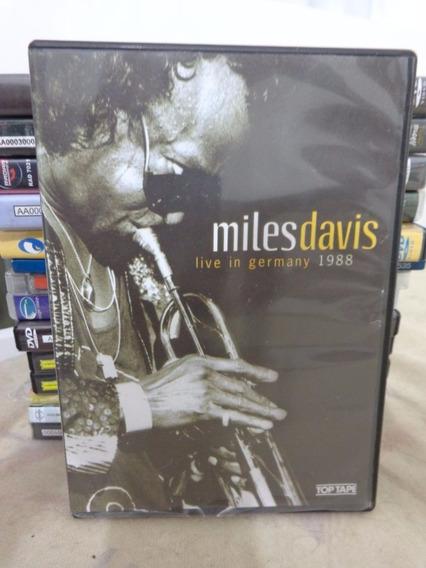 Dvd Miles Davis - Live In Germany 1988