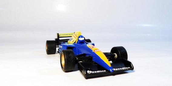 Auto F1 Formula Metal Esc 1/36 Welly Danielhds