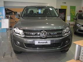 Vw Amarok 4x4 Highline Automatica Linea Nueva My18 Full