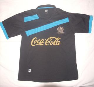 Camiseta Do Olimpia Comemorativa Do Centenario Preta Tam. M.