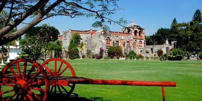 Ex Hacienda Santo Cristo Monumento Histórico Atlixco Puebla