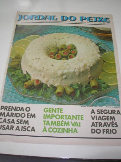( L - 290 ) Publicação Antiga Jornal Do Peixe