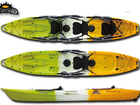 Kayak Feelfree - Corona 3 Personas