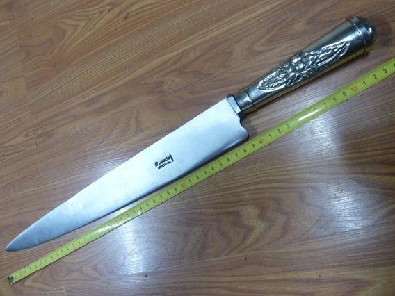Cuchillo De Alpaca 39.5cm. De Hoja Facon No Arbolito