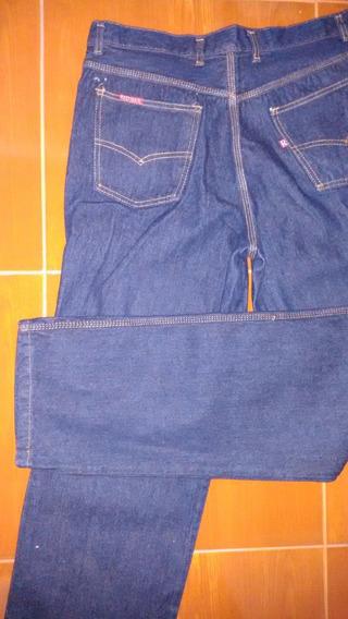 Pantalon Bluejean Industrial Hombre T-36 (10vrd)