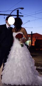 Vestido De Novia Punto Clave Modelo High Bride Francés