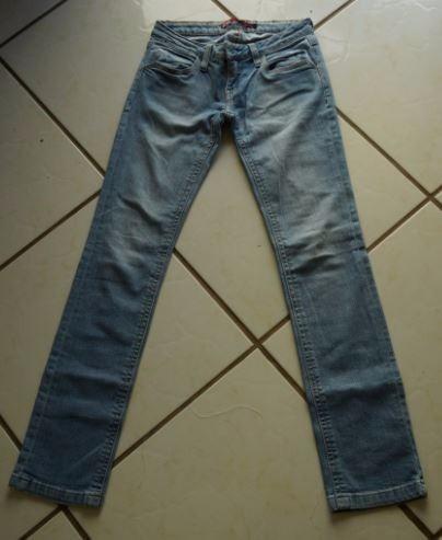 Calça Jeans Feminina Tng Nº 38