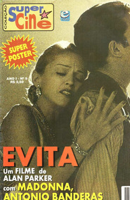 Poster Do Filme E V I T A