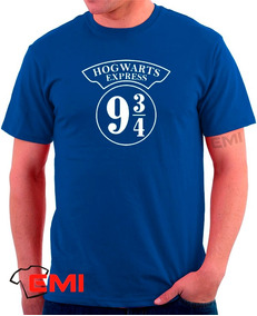 Camisetas Harry Potter Expecto Plataforma 9 - 2178