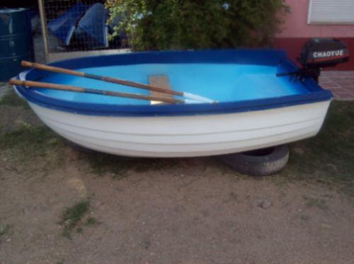 Imagen 1 de 7 de Botes Doble Casco, Livianos Y Facil De Transportar. Nuevos