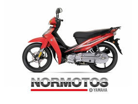 Yamaha New Crypton T110cc Full. Normotos