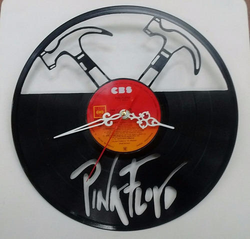 Disco De Vinilo Pink Floyd  Arte Decoracion