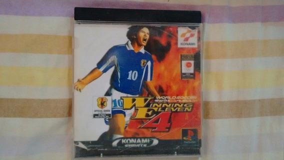 World Soccer Winning Eleven 4 Ps1