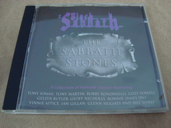 Black Sabbath The Sabbath Stones Cd Made In Holland