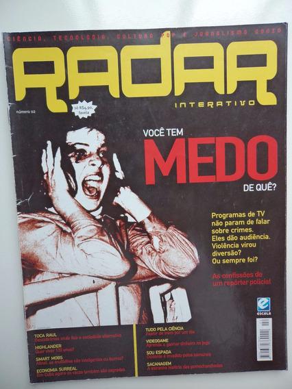 Revista Radar Interativo N 2 - 66 Pg