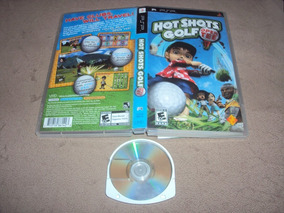 Hot Shots Golf Open Tee - Psp Umd