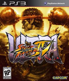 Ultra Street Fighter Iv Ps3 Digital Gcp